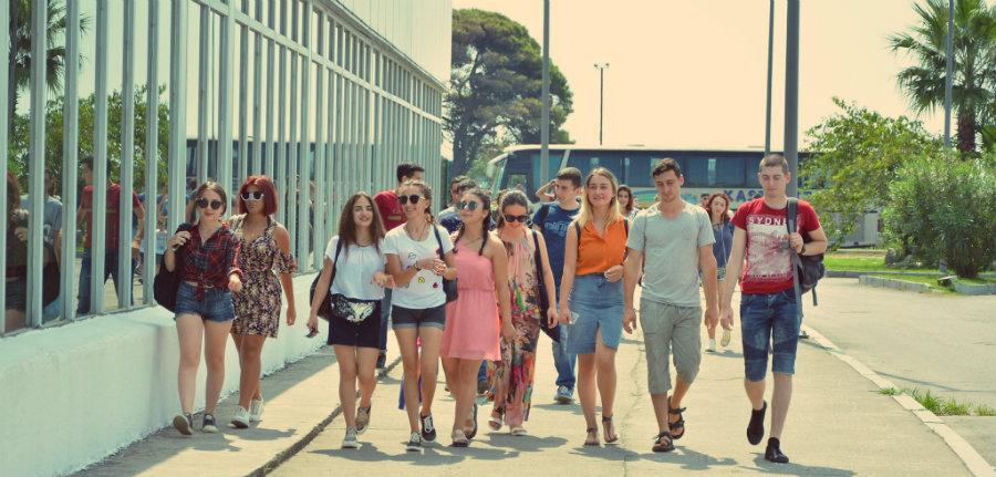 ზუგდიდის მუნიციპალიტეტის მერიამ მედალოსან მოსწავლეებს აკვაპარკში უმასპინძლა
